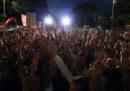 Le nuove proteste contro il governo in Albania