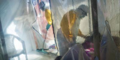 L'epidemia di ebola in Congo è grave