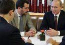 La procura di Milano indagava da cinque mesi sulla trattativa fra la Lega e la Russia, scrivono diversi giornali