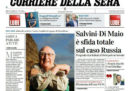Da oggi la versione cartacea del Corriere della Sera ha caratteri più grandi e una maggiore interlinea per migliorare la leggibilità