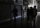 C'è un grande blackout in Venezuela