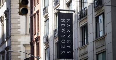 Barneys New York è in difficoltà