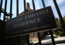 La polizia di Londra indagherà per capire chi ha fatto trapelare i documenti riservati dell'ex ambasciatore Kim Darroch