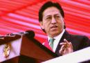L'ex presidente del Perù Alejandro Toledo è stato arrestato negli Stati Uniti