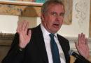 Si è dimesso l'ambasciatore britannico negli Stati Uniti