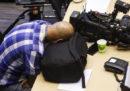 Se vuoi fare il giornalista devi saper dormire dappertutto
