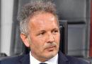 L'allenatore del Bologna Sinisa Mihajlovic ha detto di avere la leucemia