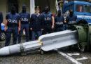 La strana storia del missile, spiegata bene