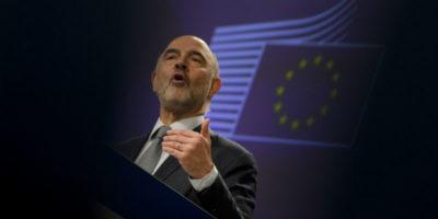 La Commissione Europea ha confermato che l'economia italiana crescerà dello 0,1 per cento nel 2019