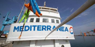 La ong Mediterranea trasferirà i migranti soccorsi a Malta
