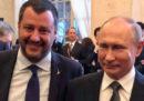 Un collaboratore di Salvini ha trattato con la Russia per ottenere fondi illegali per la Lega
