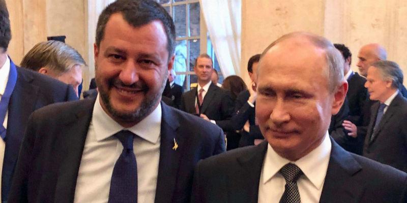 Risultati immagini per fondi lega russia foto