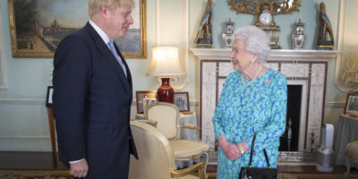 Il ventilatore della regina Elisabetta