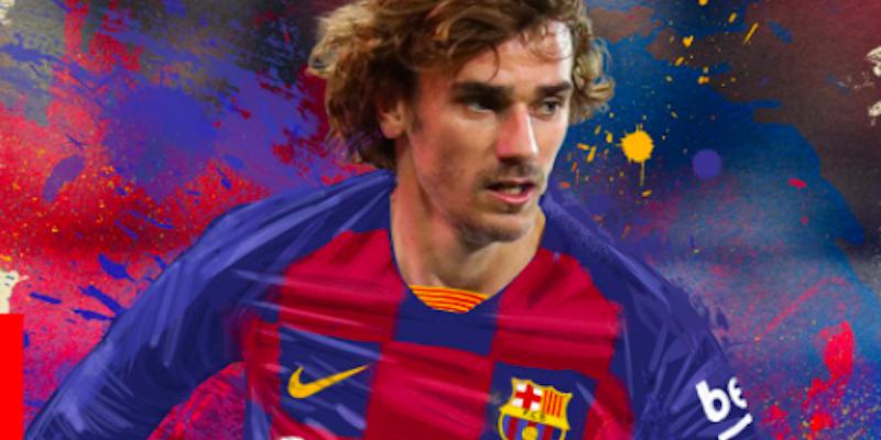 Il Barcellona ha comprato Antoine Griezmann dall'Atletico Madrid