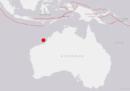 C'è stato un terremoto di magnitudo 6.6 in Australia