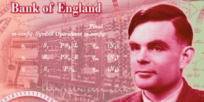 Il matematico Alan Turing sarà sulle banconote da 50 sterline