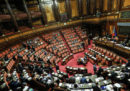 Il governo è in bilico al Senato