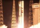 Un razzo Vega di Arianespace ha fallito il lancio ed è andato perso