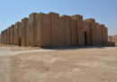Babilonia (al-Hilla), Iraq