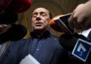 """Silvio Berlusconi è stato condannato per diffamazione per aver dato del """"fallito"""" a Renato Soru nel 2009"""