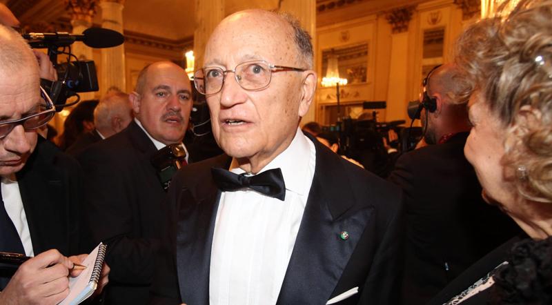 È morto il magistrato Francesco Saverio Borrelli, capo del pool di Mani Pulite