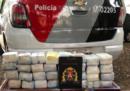 In un negozio di San Paolo, in Brasile, è stata trovata cocaina dentro molte confezioni di detersivo in polvere