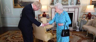 Boris Johnson è ufficialmente il nuovo primo ministro del Regno Unito