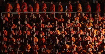 C'è un buddismo radicale e violento