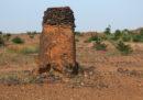 Antichi siti per la lavorazione del ferro, Burkina Faso
