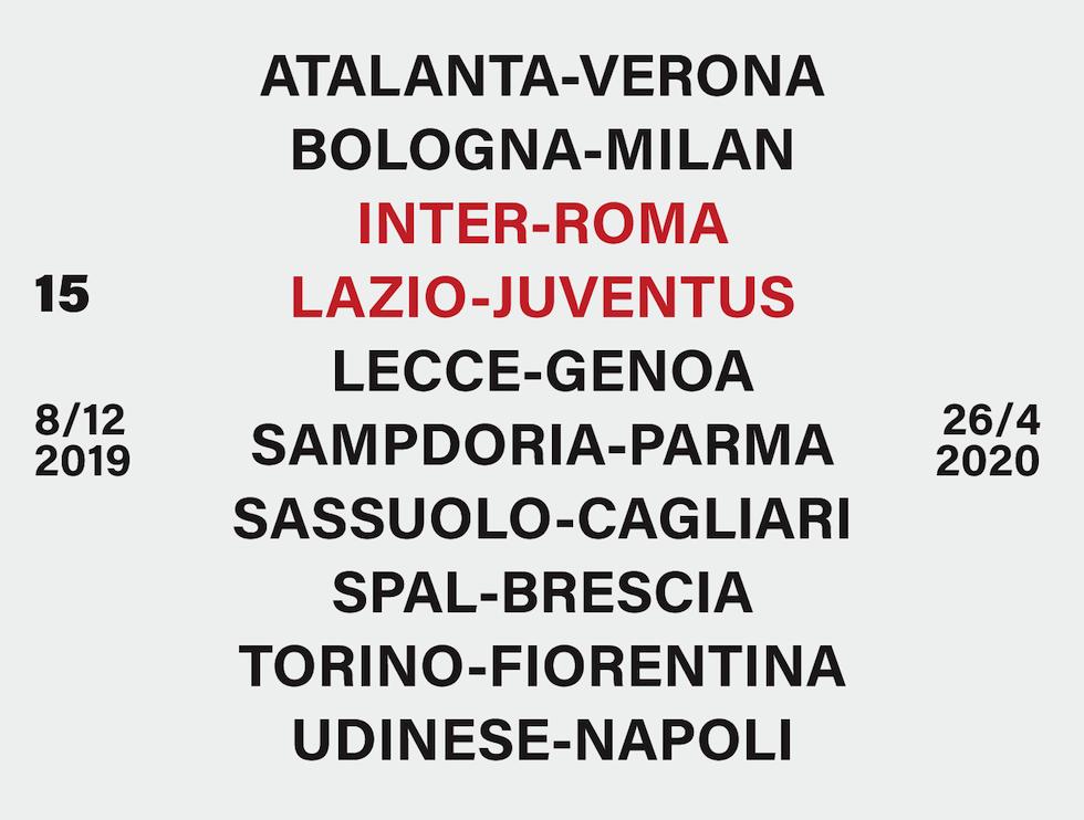 Calendario Lecce Serie A 2020.Serie A Il Calendario Del Campionato 2019 20 Il Post