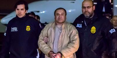 El Chapo condannato all'ergastolo