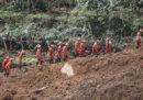 Almeno 36 persone sono morte nel sud della Cina a causa di una frana