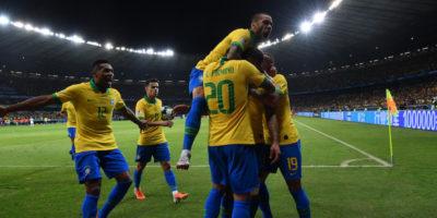 Il Brasile è la prima finalista di Copa America