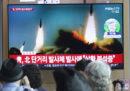 La Corea del Nord ha fatto il suo quarto lancio di missili in meno di due settimane