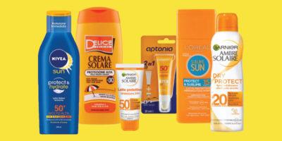 Creme solari che costano poco, da comprare online