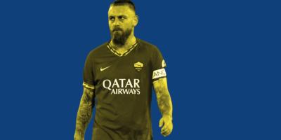 Daniele De Rossi giocherà con il Boca Juniors