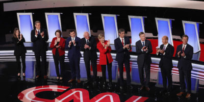 Un altro giro di dibattiti per i Democratici statunitensi