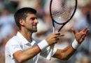 Novak Djokovic ha battuto Roberto Bautista Agut e si è qualificato per la finale di Wimbledon