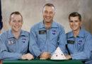 Il disastro dell'Apollo 1