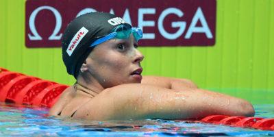 Mondiali, Federica Pellegrini vince la medaglia d'oro nei 200 stile libero