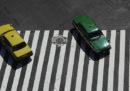 In Giappone alcuni non usano il car sharing per guidare