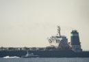 L'Iran ha chiesto il dissequestro della petroliera bloccata dal Regno Unito a Gibilterra