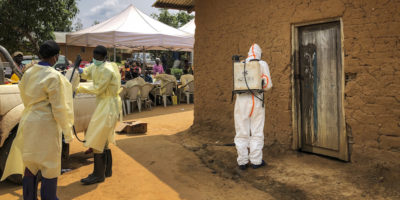 Rd Congo: un caso di Ebola a Goma