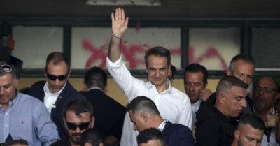 In Grecia ha vinto il centrodestra