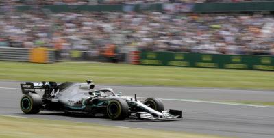 Hamilton ha vinto il Gran Premio di Silverstone
