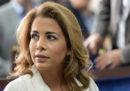 La principessa Haya, sesta moglie dell'emiro di Dubai, è fuggita a Londra