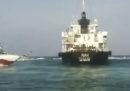 L'Iran ha liberato 9 dei 12 membri dell'equipaggio della nave MT Riah arrestati il 13 luglio nello stretto di Hormuz