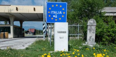 """Cos'è questa storia del """"muro"""" tra la Slovenia e l'Italia"""