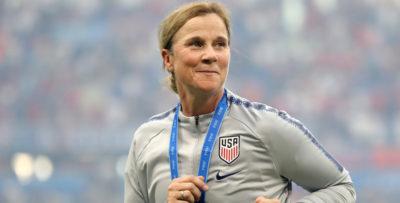 Jill Ellis, allenatrice della nazionale di calcio femminile statunitense, lascerà il suo incarico