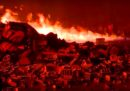 45mila botti di bourbon sono andate a fuoco in un magazzino del Kentucky